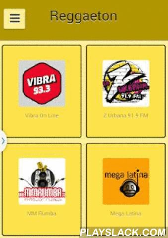 Reggaeton Music Free  Android App - playslack.com , In this app we include the best music videos from existing reggaeton. The era of downloading music has become history. With this application installed on your mobile you can listen to the best music free reggaeton. An app which is updated monthly to include the latest developments. Some of the artists you can hear are: Cosculluela, Daddy Yankee, Don Omar, J. Balvin, Romeo Santos, Nicky Jam, Kevi Roland and many more. Also, we accept…