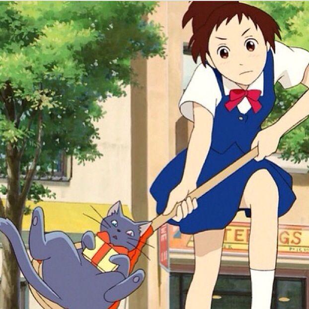Studio Ghibli's The Cat Returns