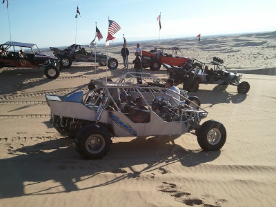 Here you can read about Duning In Glamis California. Written by FlaminCatDesigns