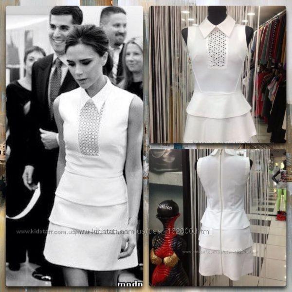 Платье Victoria Beckham Новые модели 2015г : фотографии