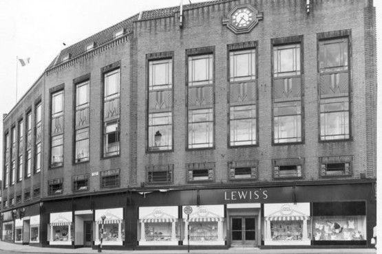 Lewis's, Hanley.