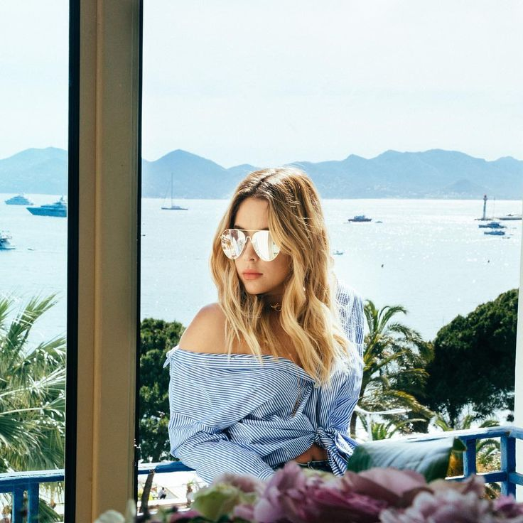 Ashley Benson's outfit is perfect for summer.   fashion and style