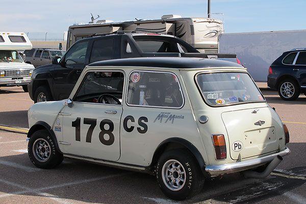 Mini Cooper S Mk2 Rear Window MINI Pinterest Classic