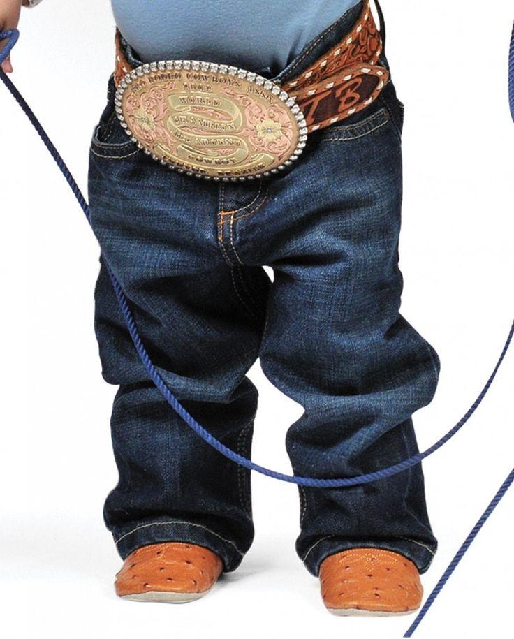 Wrangler® Boys' Jean - Infant - Fort Brands