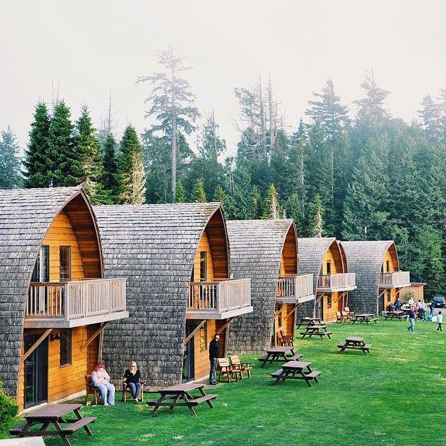 A weekend getaway in Tofino on Vancouver Island's west coast at Ocean Village Resort.   (photo: @ldl_jr via Instagram)  #exploreBC #explorecanada