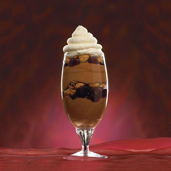 Cherry Chocolate Tre Stelle® Mascarpone Parfait