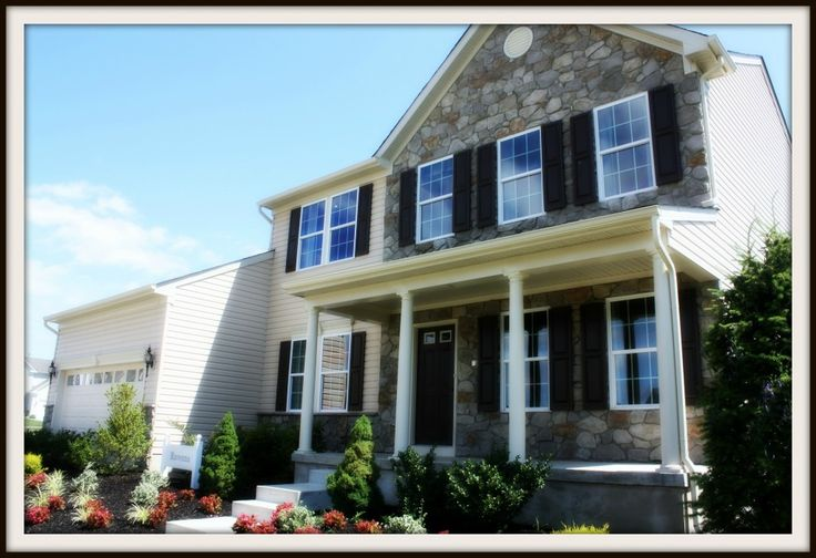 About the ravenna model that ryan homes offers new home for Building a new home