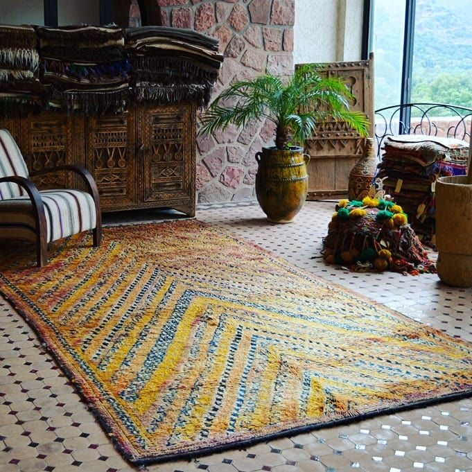 Beni Mtir Carpet Col404 Sold Beyond Marrakech In 2020 Colorful Moroccan Rugs Carpet Colors Carpet