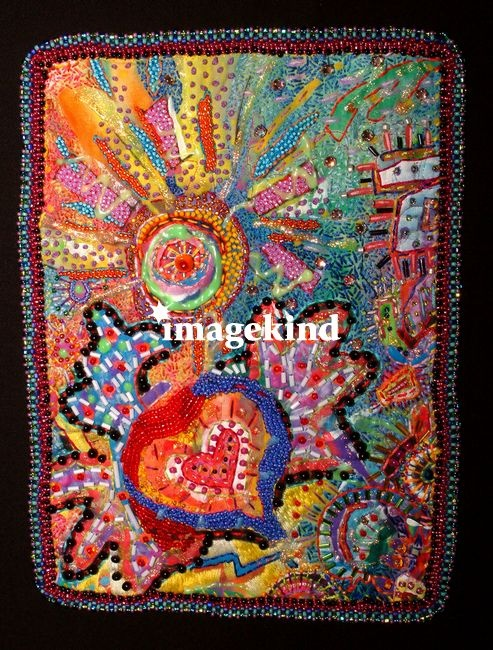fabric art | Crafts | Pinterest