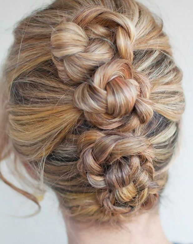 Astonishing 1000 Ideas About Braids For Thin Hair On Pinterest Thin Hair Short Hairstyles For Black Women Fulllsitofus