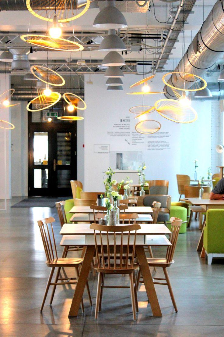 Concordia Taste, restauracja, postindustrialne wnętrze, dekoracja jesienna, autorzy: studenci School of Form,  restaurant, industrial interior, design, decortion by School of Form students