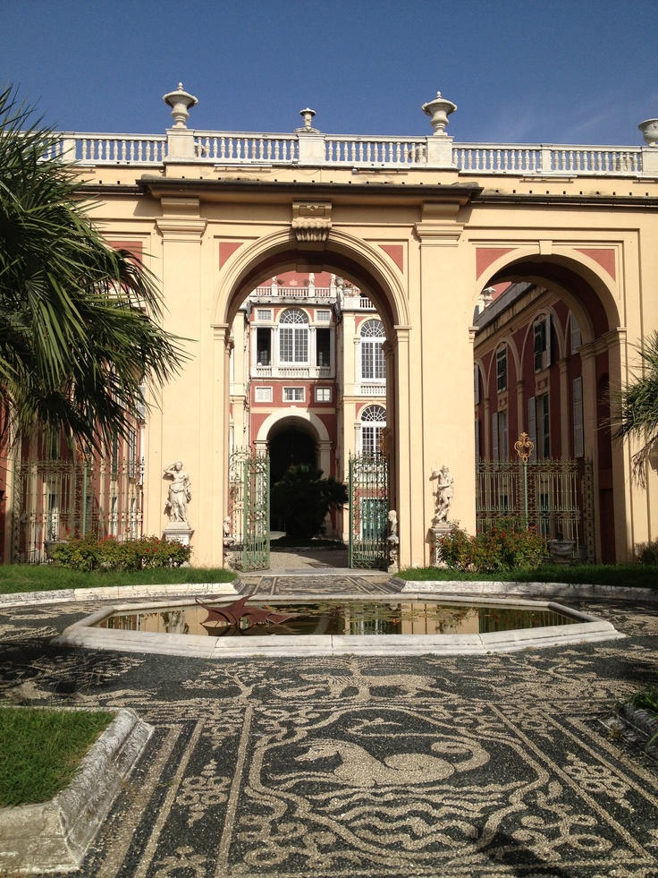 Palazzo Reale #Genova #Liguria #museo