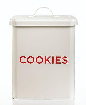 Martha Stewart Collection Food Storage Canister, Vintage - Martha Stewart Collection - for the home - Macy's #marthamacys