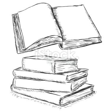 how to draw books - Google Search
