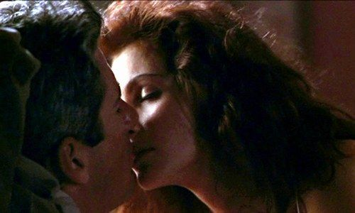 Richard Gere y Julia Roberts en Pretty woman, 1990