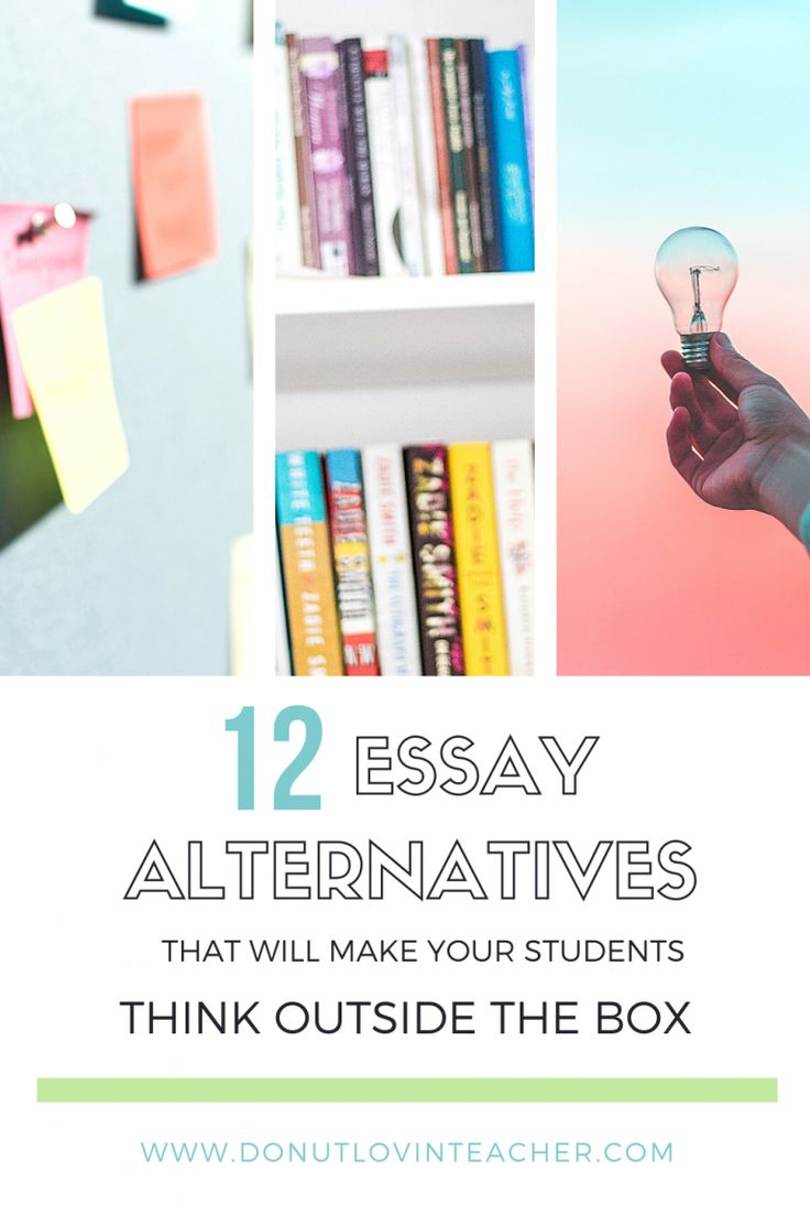 Alternative dissertation risk school student