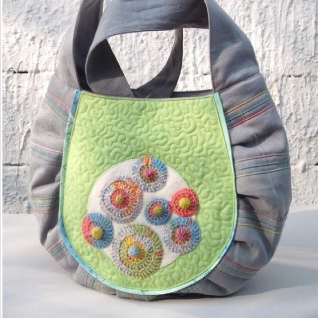 Cute cotton bag ETSY