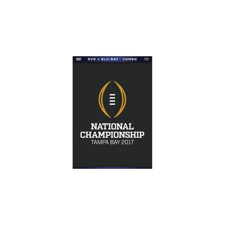 2016-17 cfp national championship (Blu-ray)