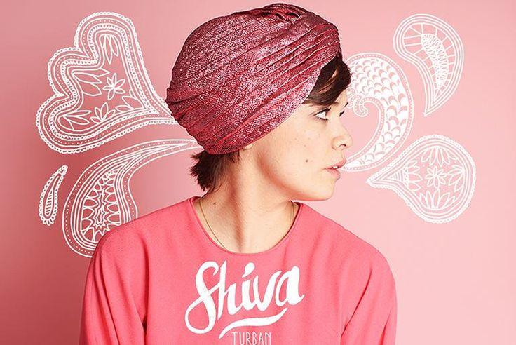 DIY turban vintage #makemylemonade #DIYaccessories