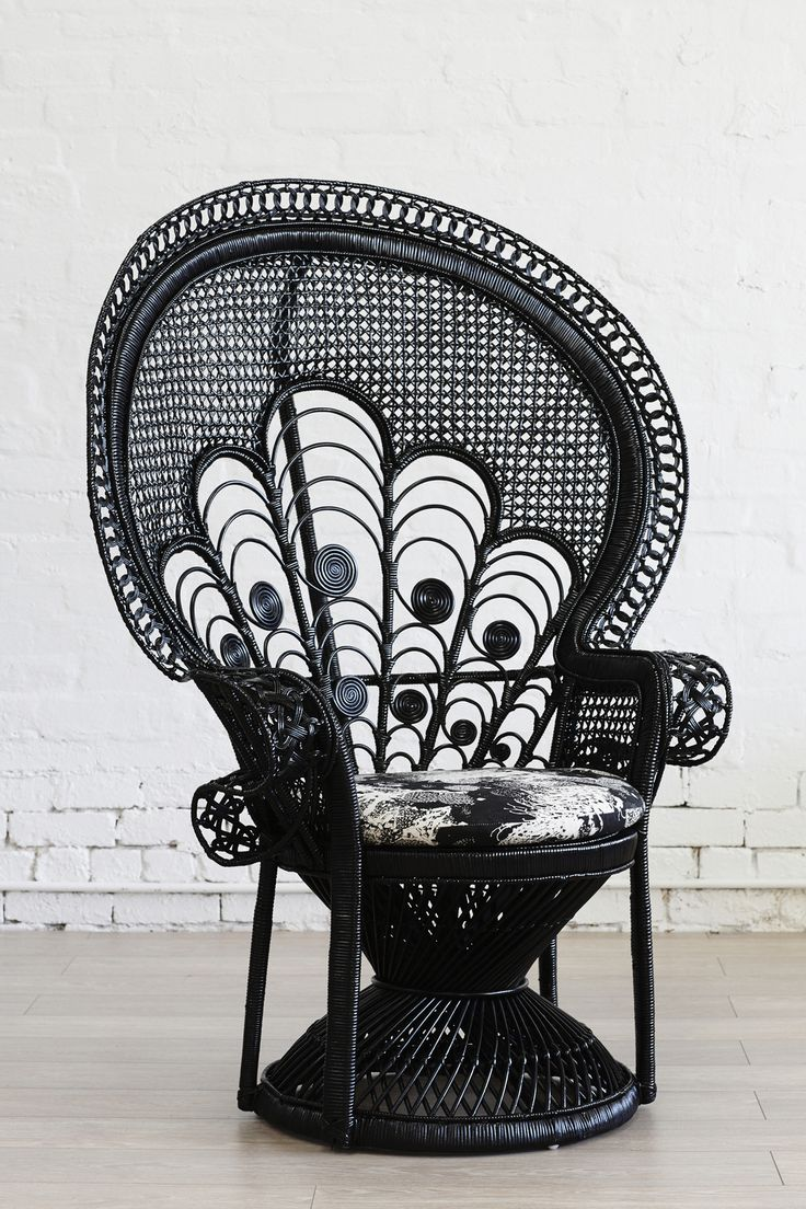 Lady Peacock Chair $795.00