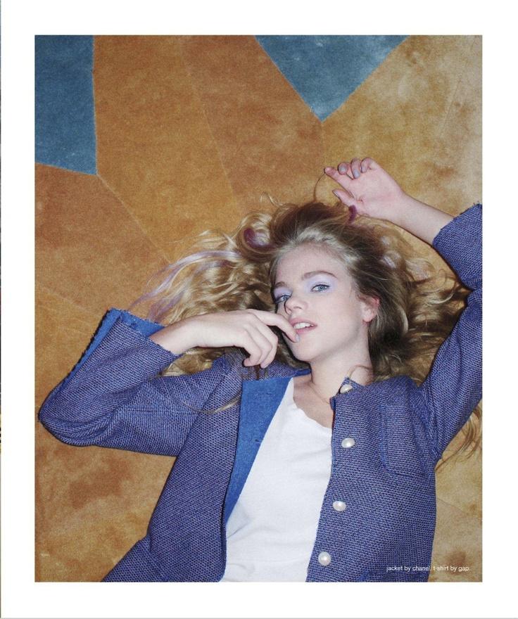 spring fling: valerie van der graaf by kristin vicari for nylon april 2013 | visual optimism; fashion editorials, shows, campaigns & more!