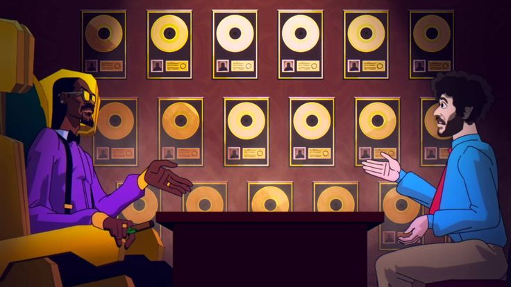 Snoop Dogg Conducts Job Interview With Lil Dicky Who Aspires To Be a 'Professional Rapper'