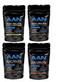 Amazing Tasting Whey Protein Isolate EXTREME Samples  28 Grams of Pure Whey Isolate Zero Fat Low Carb Meal Replacement Shake (Sample Packs Vanilla Cake Chocolate Fudge Choc PB Oatmeal)