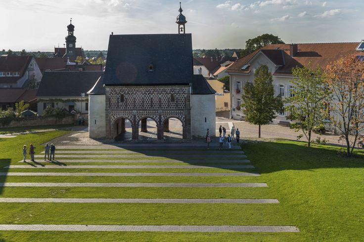 TOPOTEK 1, Hg Merz, Hanns Joosten · UNESCO World Heritage Abbey Lorsch. Germany · Divisare