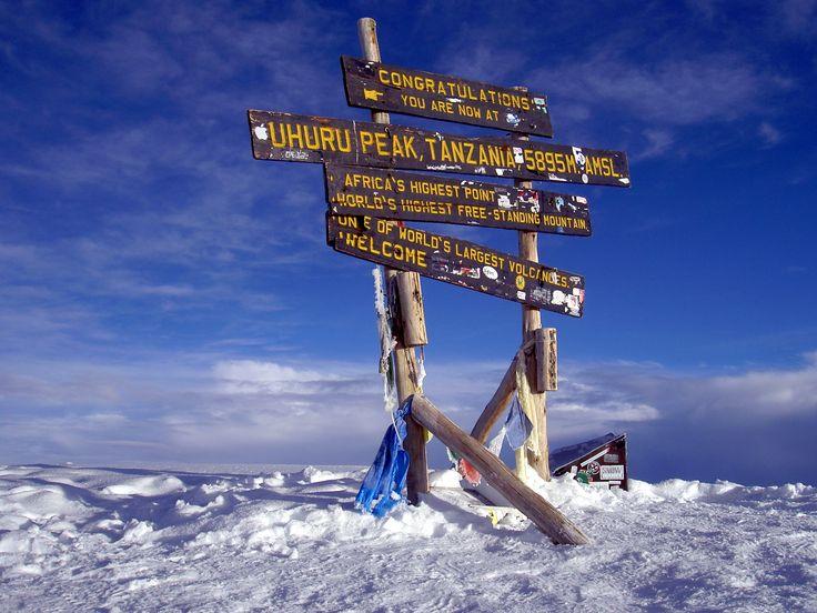 Climbing Kilimanjaro: A Personal Success Story!
