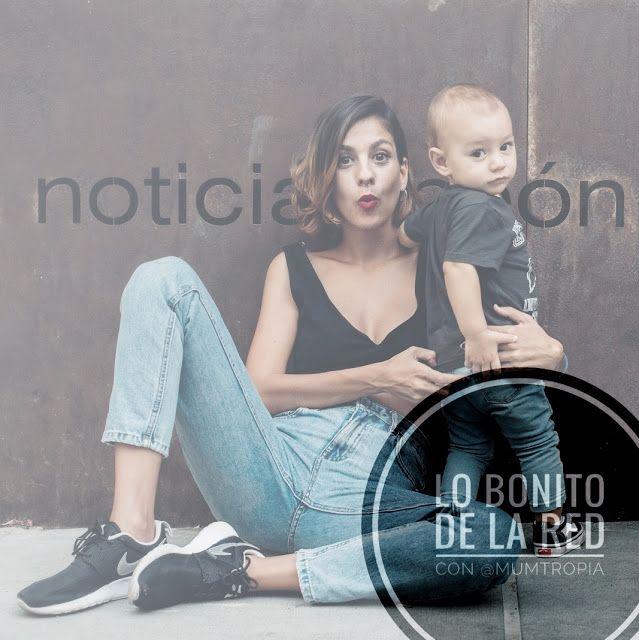 Mi Mundo con ellos Tres: Entrevista a Laura Carnero
