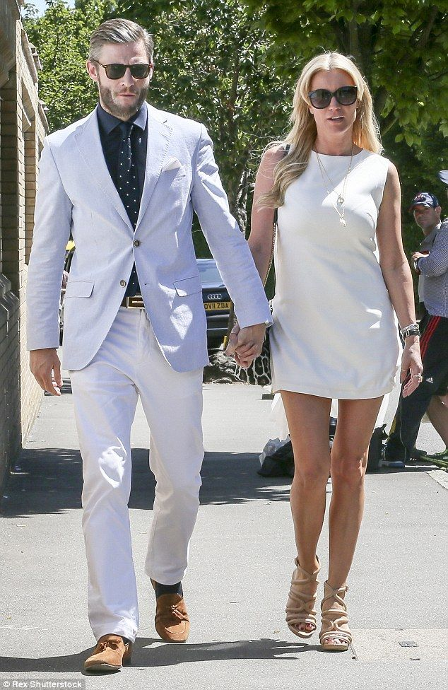 Be a style super hero in Denise Van Outen's caped dress from Lydia Bright's collection #DailyMail