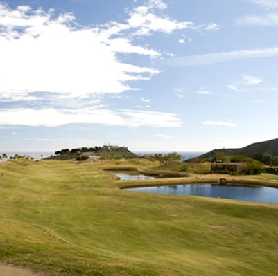 Macenas golf course Mojacar Almeria Spain