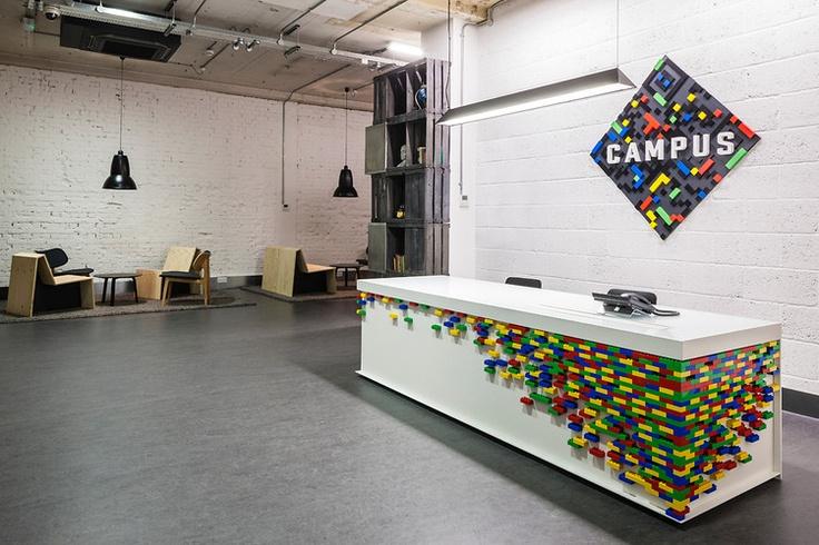 1 | Google's Low-Tech Incubator For High-Tech Startups | Co.Design: business + innovation + design