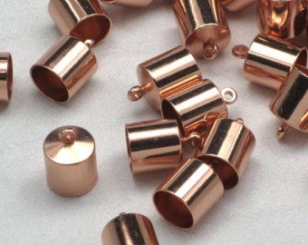 copper end caps - Buscar con Google