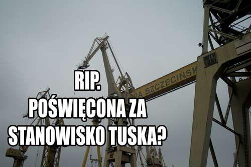 Francuskim stoczniom można pomagać. Polskim nie można. Oto równość w UE!