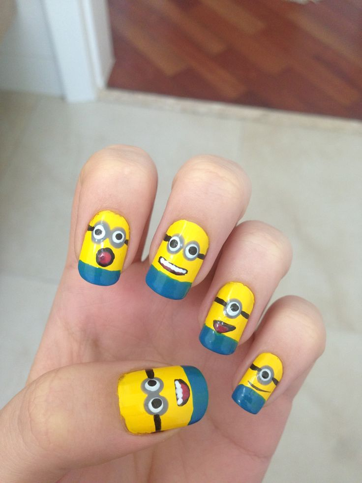 Mejores 204 imágenes de Nails en Pinterest | La uña, Uñas bonitas y ...