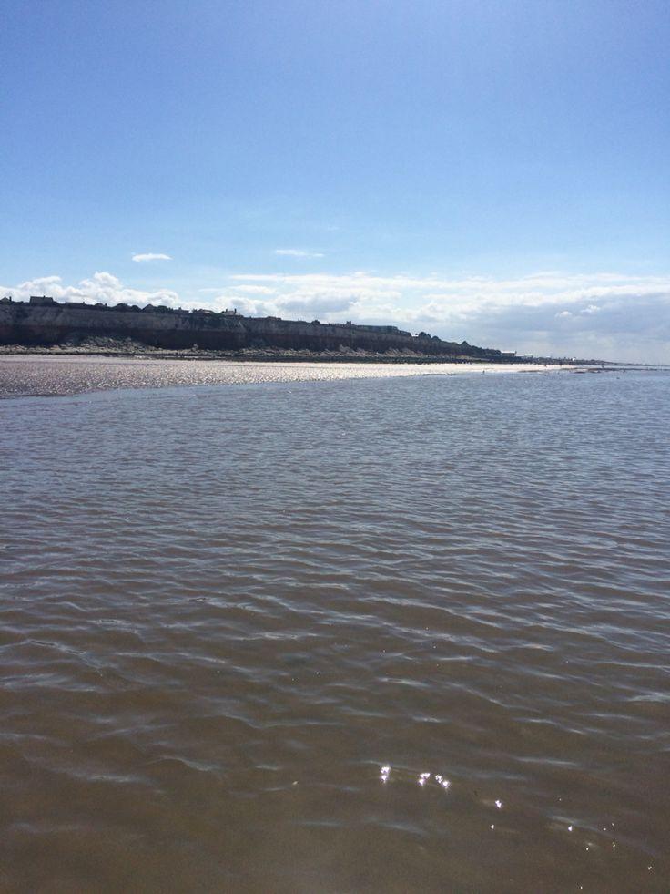 Old Hunstanton Beach~ Norfolk