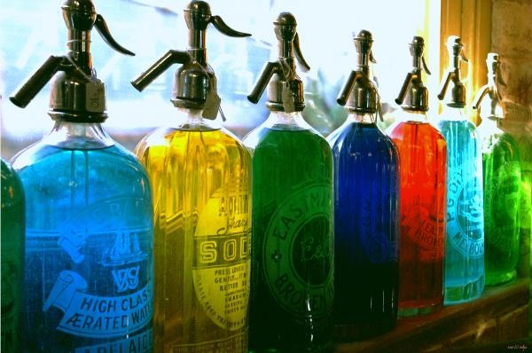 Pour Me A Rainbow Photograph by Holly Kempe - Pour Me A Rainbow Fine Art Prints and Posters for Sale