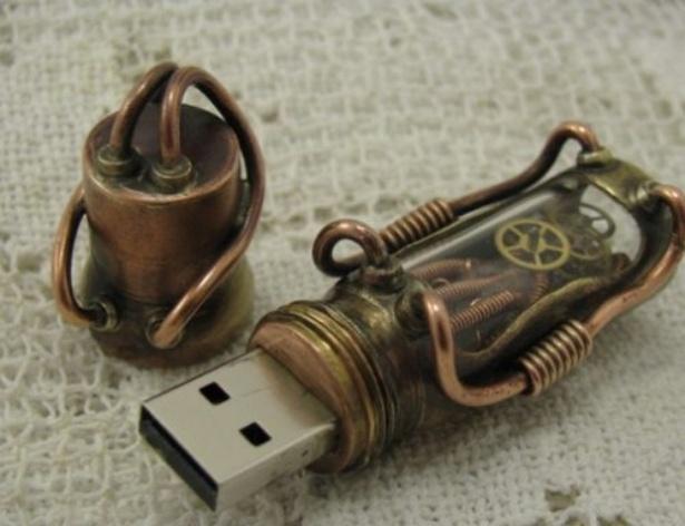 usb Steampunk