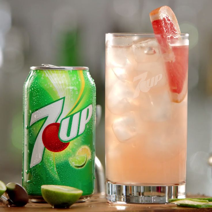 Get Down Greyhound from 7UP: A new take on the grapefruit-and-vodka classic. We add a hint of lemon-lime and the unexpected spice of black pepper. Still easy, still a crowd-pleaser. Must be 21+ Please drink responsibly. Age Verification Required.