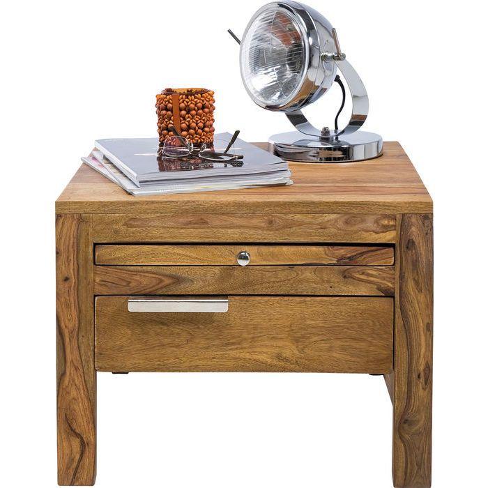 Authentico Night Stand 50x50cm - KARE Design