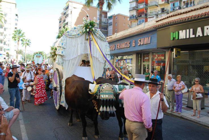 #Torremolinos celebra su Romería y Feria de San Miguel 2013 blog.marconfort.com: 2013 Blogmarconfortcom