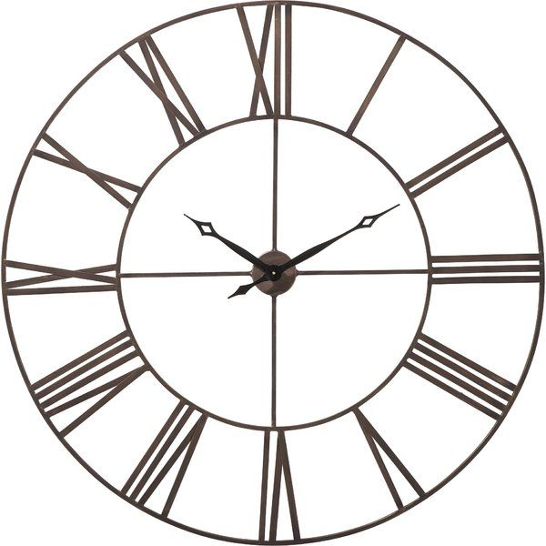 Factory Oversized 120cm Wall Clock Large Metal Wall Clock Wall Clock Clock