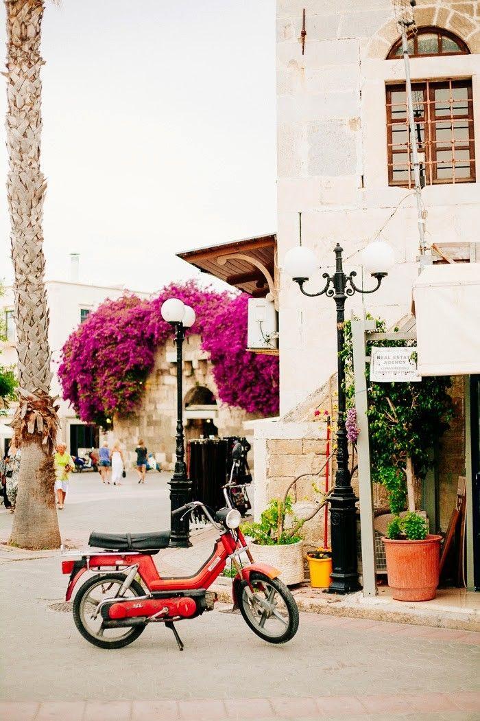 Th island of Kos, Greece