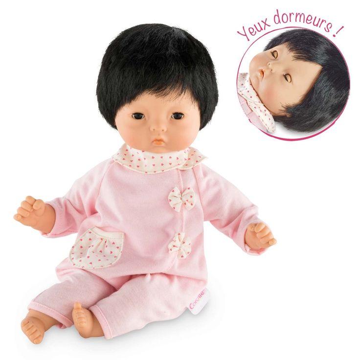 Poupon Мой первый ребенок Калин Ян - Маленькие Дети в обнимаются - Corolle ® (CWT570)