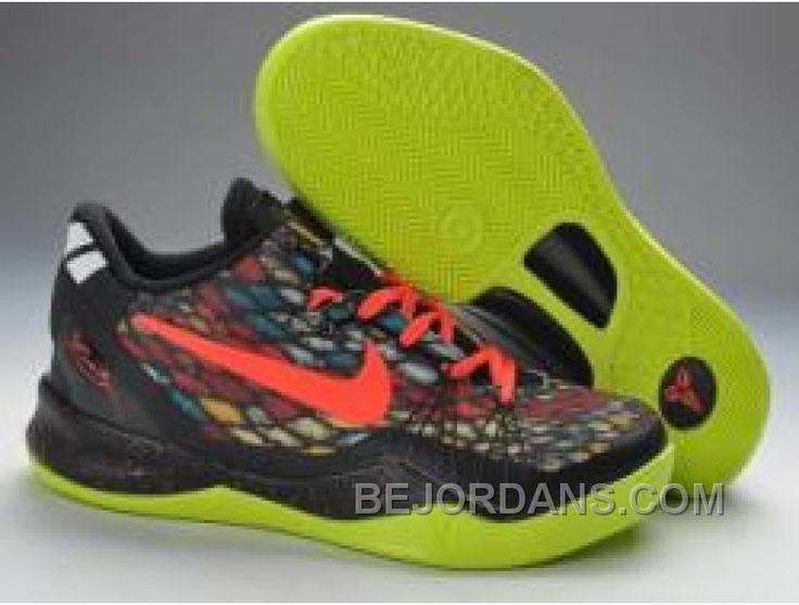 cheaper 34eae b8b5d ... buy nike kobe 8 2013 playoffs black red green running shoes discount  from reliable nike kobe