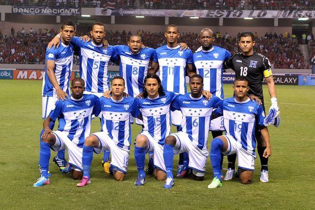World Cup 2014: Honduras star Roger Espinoza on England's final friendly…