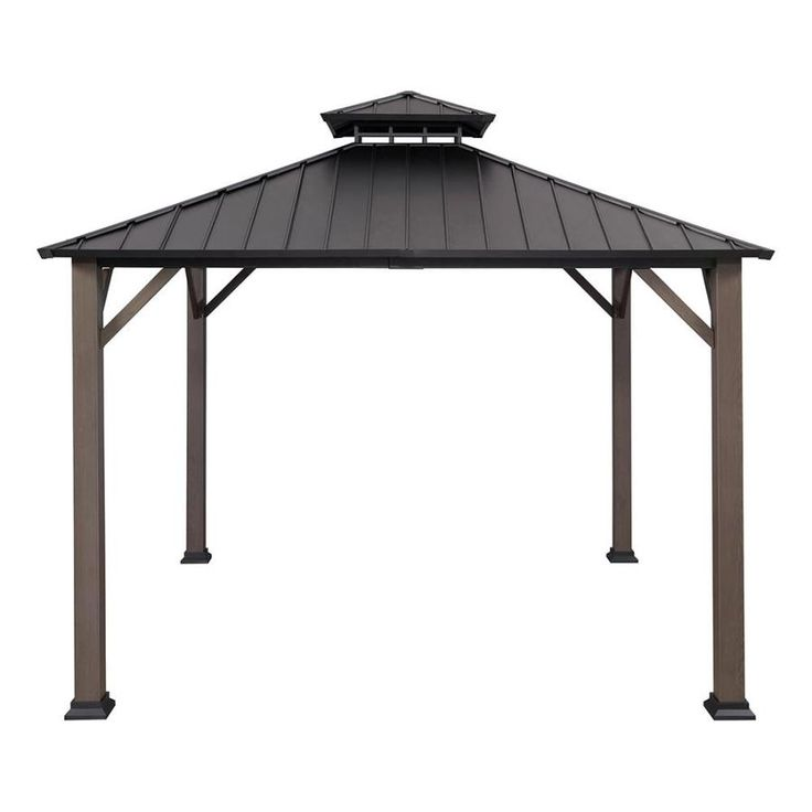 Diy Projects And Ideas Gazebo Patio Gazebo Backyard Renovations