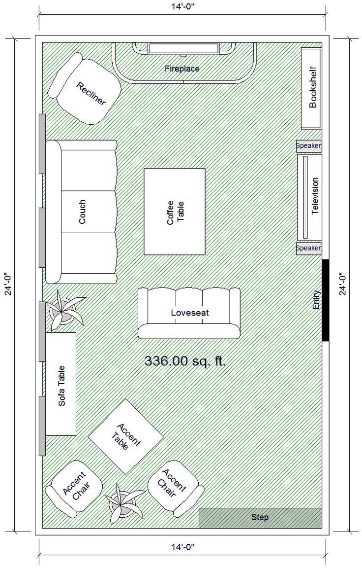 29 best Home: Furniture Layouts images on Pinterest | Living room ...