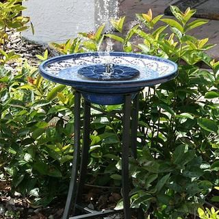 floating solar powered water fountain pump - Solar Water Fountain